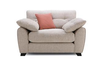 Cuddler Sofa KIrkby Plain