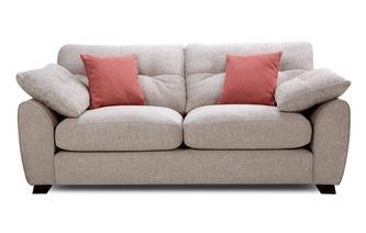 3 Seater Sofa KIrkby Plain