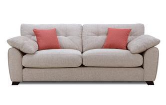 4 Seater Sofa KIrkby Plain