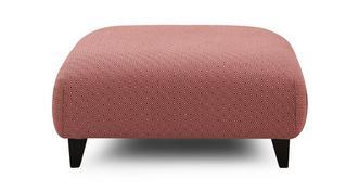 Morton Pattern Large Footstool