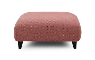 Pattern Large Footstool Morton Pattern
