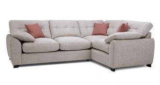 Morton Left Hand Facing 3 Seater Corner Sofa