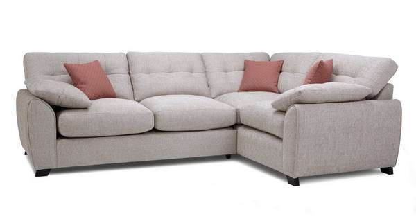 Morton Left Hand Facing 3 Seater Corner Sofa