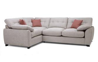 Right Hand Facing 3 Seater Corner Sofa KIrkby Plain