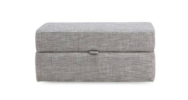 Munro Rectangular Storage Footstool