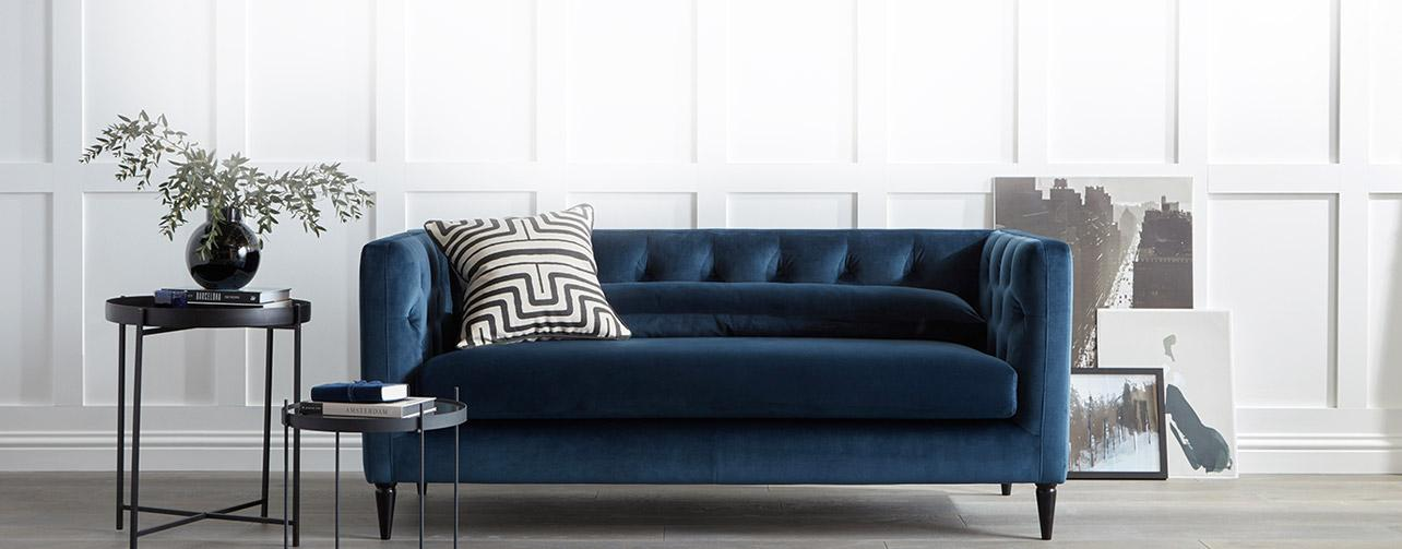 Introducing The So Simple Sofa Range