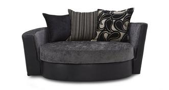 Myriad Storage Cuddler Sofa