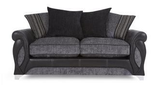 Myriad Large 2 Seater Pillow Back Sofa