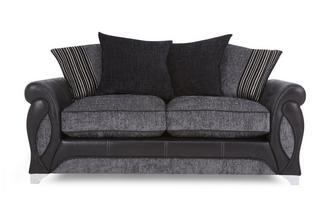 Large 2 Seater Pillow Back Sofa Myriad