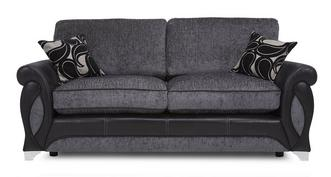 Myriad 3 Seater Formal Back Deluxe Sofa Bed