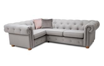 Right Hand Facing 2 Piece Corner Sofa