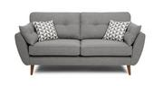 All Fabric Sofas