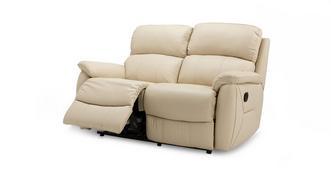 Navona 2-zitter handbediende recliner