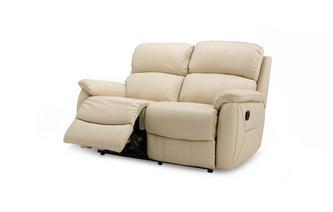2-zitter handbediende recliner Peru