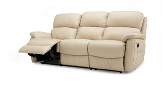 Navona 3 Seater Electric Recliner