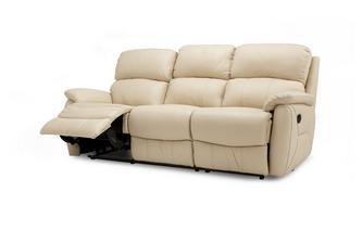 3-zitter handbediende recliner Peru