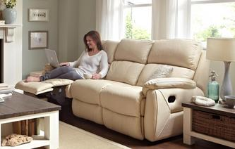 November-savings Navona 3 Seater Manual Recliner Peru & Leather Recliner Sofas In A Range Of Styles | DFS islam-shia.org