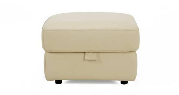Navona Storage Footstool