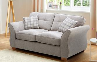Neela 2 Seater Formal Back Deluxe Sofa Bed Neela