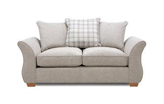2 Seater Pillow Back Deluxe Sofa Bed Neela