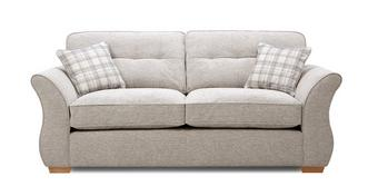 Neela 3 Seater Formal Back Sofa