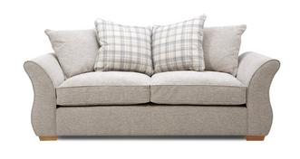 Neela 3 Seater Pillow Back Sofa