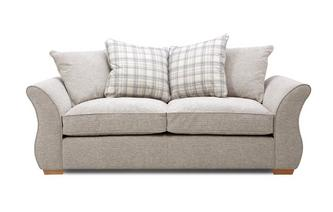 3 Seater Pillow Back Sofa Neela