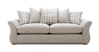 Neela 4 Seater Pillow Back Sofa