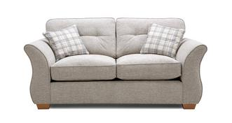 Neela Clearance 2 Seater Formal Back Deluxe Sofa Bed