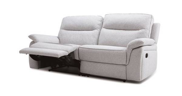 Neko 3 Seater Manual Recliner