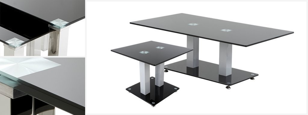 Nero lamp table dfs ireland for Lamp table dfs
