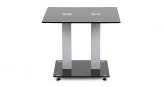 Nero Lamp Table