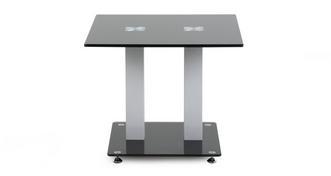 Nero Lamp Table