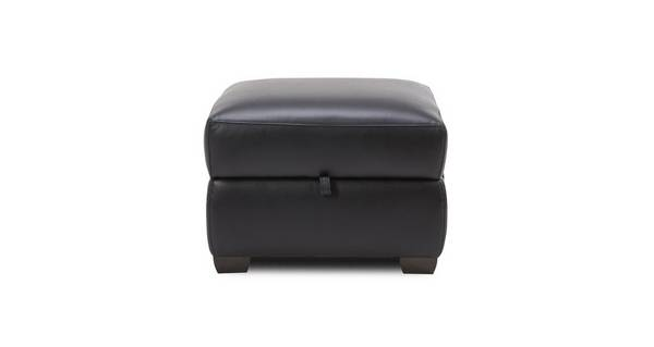 Neron Storage Footstool