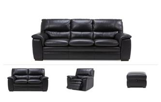 3 Seater Sofa, 2 Seater, Power Chair & Stool