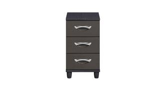 New Adonis 3 Drawer Narrow Chest