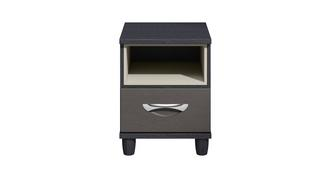 New Adonis 1 Drawer Chest With Shelf