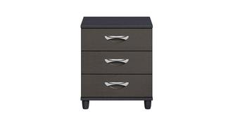 New Adonis 3 Drawer Wide Chest