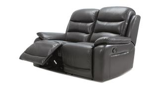 Newark 2 Seater Manual Recliner