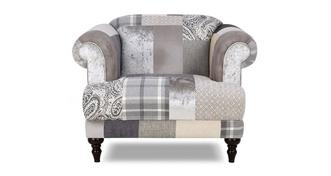 New Aspen Patch patroon Fauteuil
