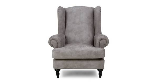 New Aspen Plain Wing Chair