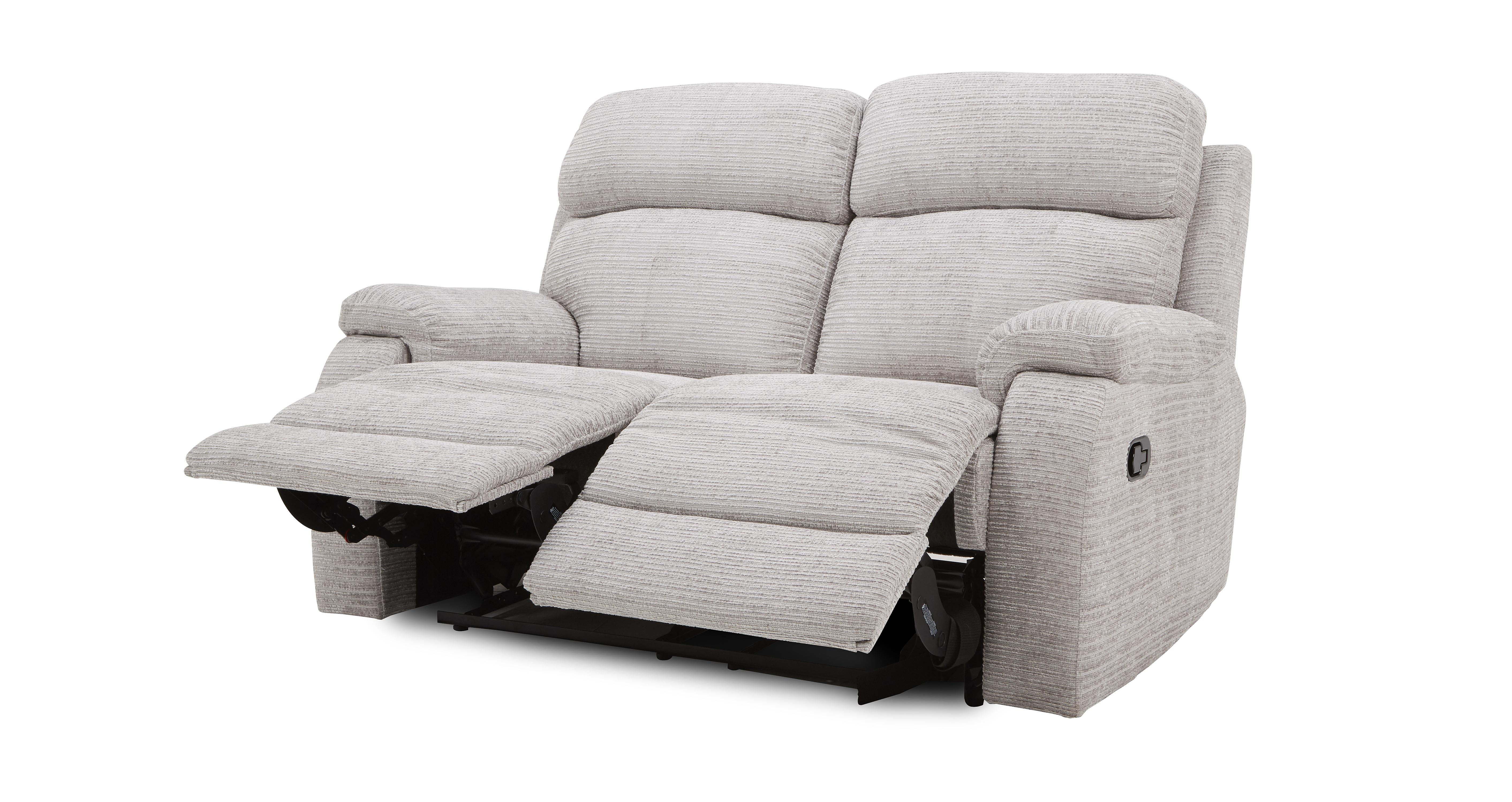 Newbury: 2 Seater Manual Recliner