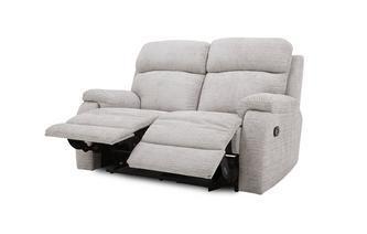 2 Seater Manual Recliner Prestige