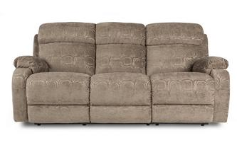 3 Seater Electric Recliner Newbury Circle