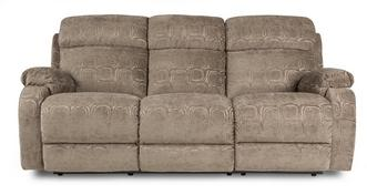 Newbury 3 Seater Electric Recliner