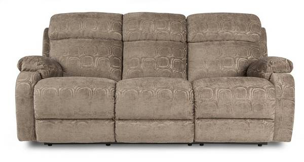 Newbury 3 Seater Manual Recliner