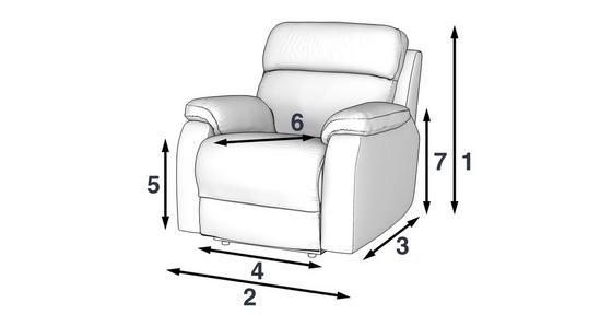 Newbury: Power Recliner Chair