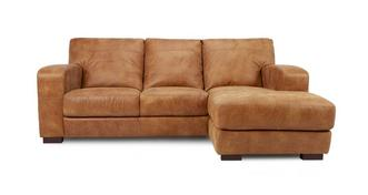 New Caesar Right Hand Facing 3 Seater Chaise End Sofa