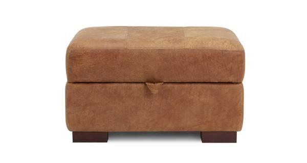 New Caesar Large Storage Footstool