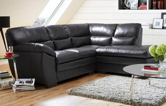 New Force Left Arm Facing Corner Sofa Venezia